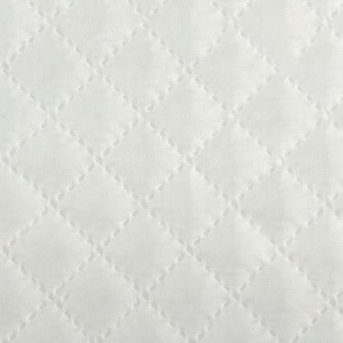 Ультрастеп М.ромб цв белый 002 шир 150см 170Т синт 100г