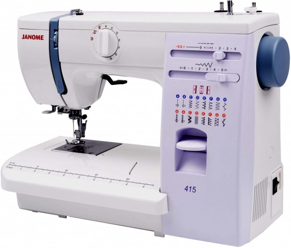 механическая швейная машина Джаном