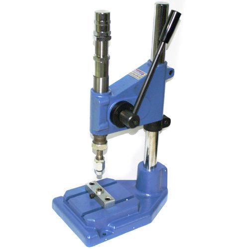 Пресс для установки фурнитуры механический PRESMAK DЕР-2 с ударным механизмом