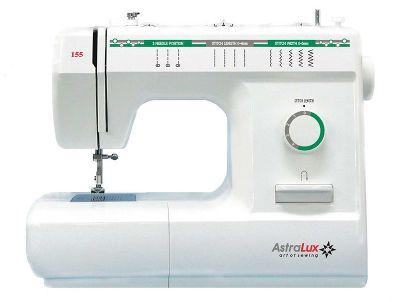 Бытовая швейная машина Astralux 155